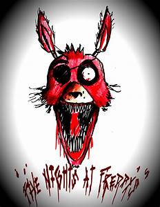 Foxy Five Nights At Freddy's by OddClyde on DeviantArt
