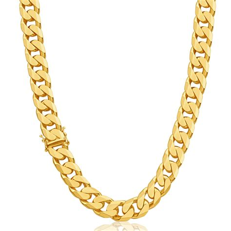 Gold Chains, The Perfect Gift for Your Loved Ones