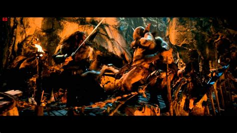 1 node manager goblin mural. The Hobbit - An Unexpected Journey - The Goblin Chase Part1 (1080p) - YouTube
