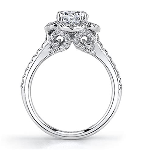 Vintage Style Nature Inspired Engagement Rings With. Fashion Rings. Dark Grey Engagement Rings. Classic Pavé Solitaire Engagement Rings. Simon Baz Rings. Rock N Roll Wedding Rings. Ancient Rings. Infinity Blade Rings. Simulated Diamond Wedding Rings