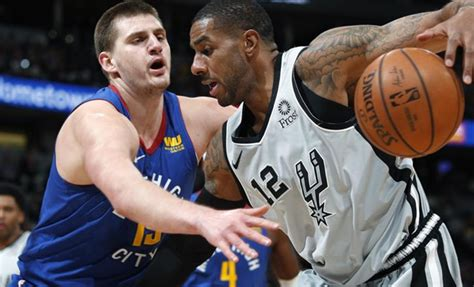 spurs  nuggets game   stream  nba tv
