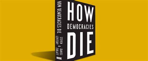 qa daniel ziblatt  trump   democracies die