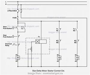 Star Delta Starter Wiring Diagram Explanation Pdf Creative