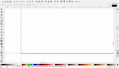 Aided Cutting Computer Inkscape Started Opening Step