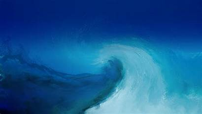 Texture Painting Wave Wallpapers Watercolor Linux Mint