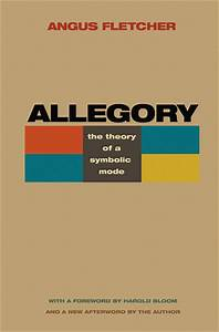 Book Reviews Examples Fletcher A Allegory The Theory Of A Symbolic Mode