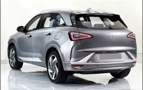 2022 Hyundai Nexo How Much Does A Idrogeno Specifications ...