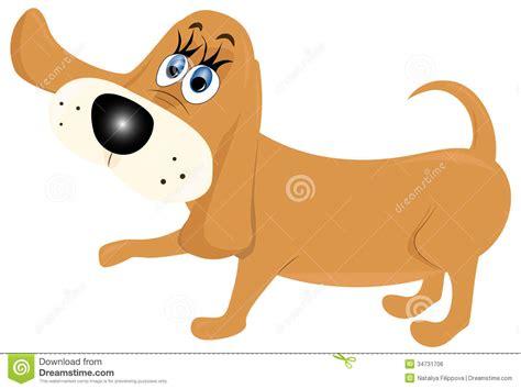 Funny Cartoon Dog 64 Desktop Wallpaper