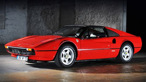 1982 Ferrari 308 GTS Wallpapers & HD Images - WSupercars