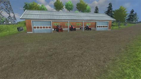Garage Farm by Placeable Farm Garage V 1 0 Mp Ls2013