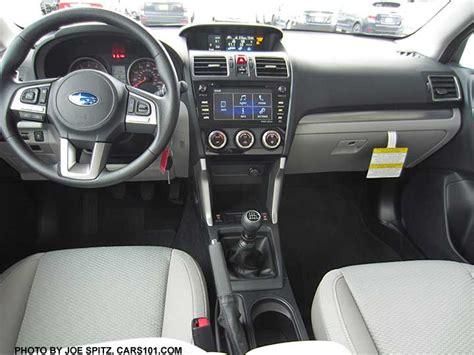 2017 Subaru Forester, Interior Photos