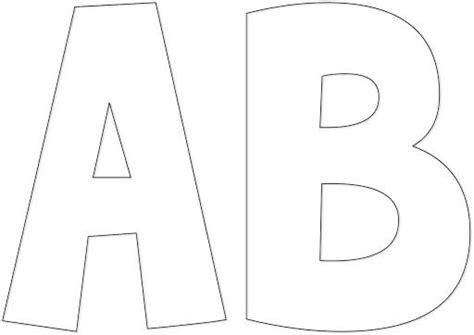 moldes de letras minusculas grandes para imprimir y recortar imagui ale