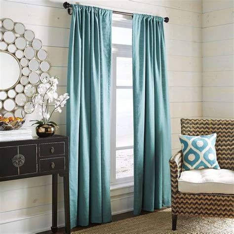 ideas  teal curtains  pinterest aqua