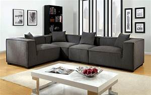 20 modular sectional sofas designs ideas plans model for Mason grey sectional sofa