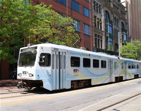 Md Light Rail by Alstom To Overhaul Md Mta Light Rail Vehicles