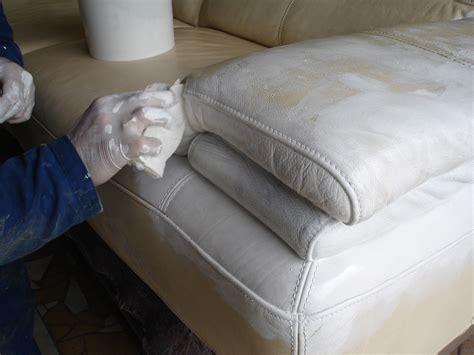 refaire canapé cuir remise à neuf canapé château d 39 ax bcline