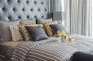 Acheter Un Lit : comment transformer votre chambre en une chambre d 39 h tel ~ Carolinahurricanesstore.com Idées de Décoration