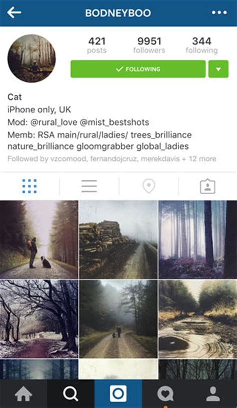 instagram tricks  beginner iphone photographers
