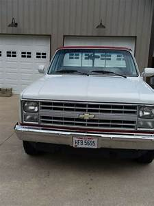 1986 Chevrolet K10 Scottsdale 5 0l 305ci 4 Speed 4x4 2nd