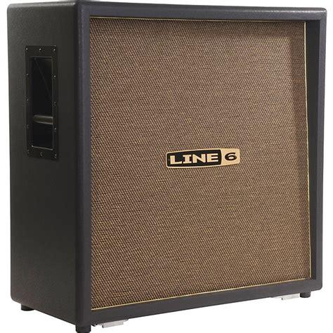 line 6 4x12 cabinet line 6 dt50 412 4x12 guitar speaker cabinet music123