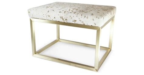 white and gold ottoman white and gold white and gold ottoman