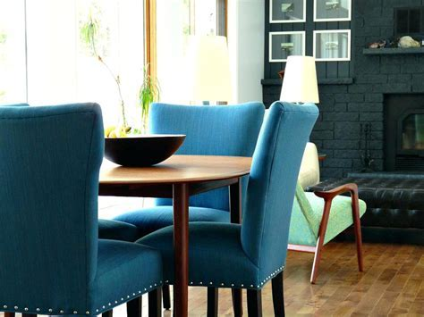 Teal Dining Room Chairs Teal Dining Chair Teal Dining