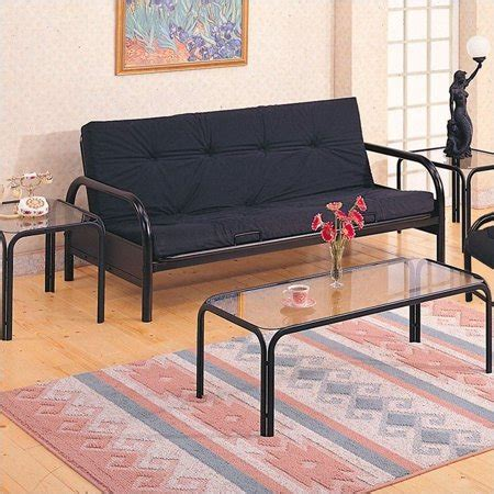futon with armrest coaster metal size futon frame with large armrest in