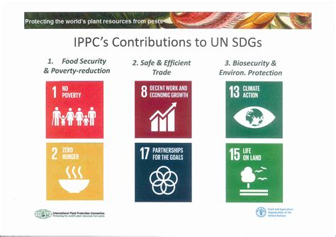 ippc bureau the contribution of the ippc to achieving un sdgs for 2030