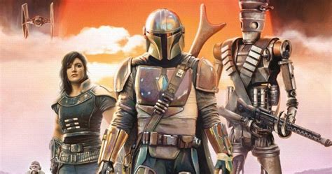The Mandalorian Season 2: Release Date , Plot And Who Is ...