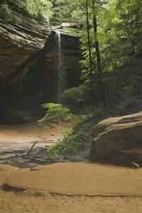Ash Cave Hocking Hills State Park Ohio