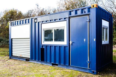 armoire de rangement bureau aménagement de container maritime boxinnov