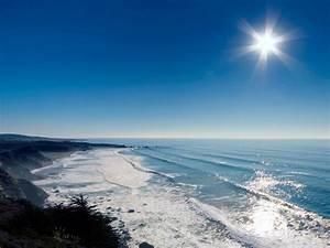 Fond Ecran Mer : mer et soleil un fond d 39 cran pour donner un nouveau ~ Farleysfitness.com Idées de Décoration