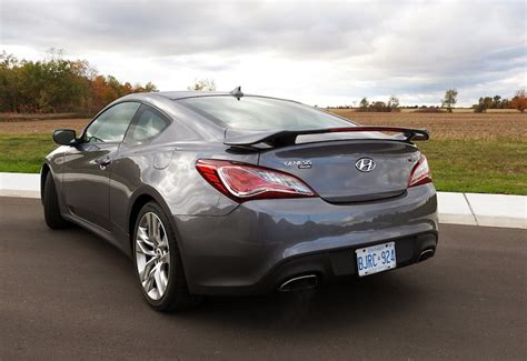 Hyundai Genesis Coupe Weight by 2015 Hyundai Genesis Coupe R Spec Review Wheels Ca