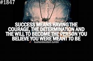 SUCCESS QUOTES TUMBLR image quotes at hippoquotes.com