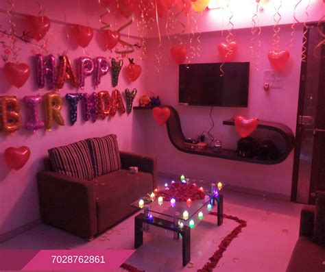 Bedroom Decorating Ideas Arty To by Room Decoration For Birthday In