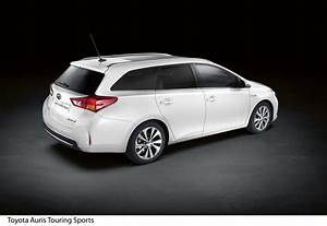 Toyota Auris Hybrid Owners Manual