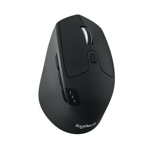 Logitech M720 Triathlon Wireless Mouse Bluetooth Usb