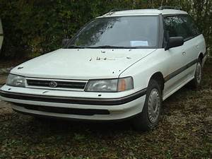 1992 Subaru Legacy Wagon   Legacy Wagon