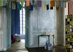 Peinture A Effet Pour Meuble : comment patiner un meuble ou un mur deco cool ~ Melissatoandfro.com Idées de Décoration