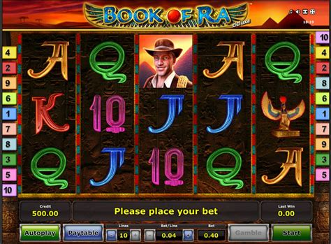 book of ra game slot machine online