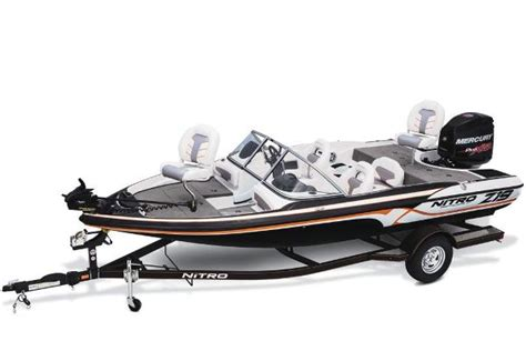 Bass Pro Used Boats Independence Mo by 2017 Nitro Z19 Sport Independence Missouri Boats