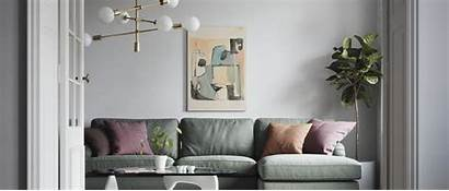 Canvas Subdued Abstract Photowall Prints