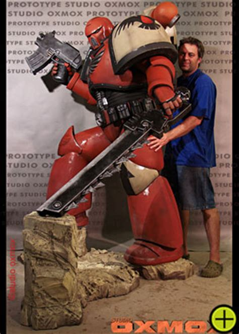 Dawn of War II, Spacemarine, full size, Game promotion ...
