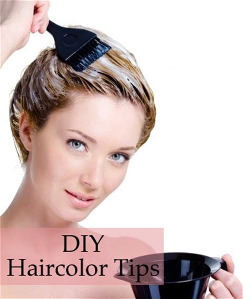 Coloring Hair At Home by At Home Hair Coloring Tips Beautiful Makeup Search