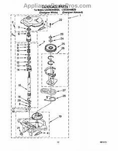 Whirlpool Wpw10233584 Gear-spin