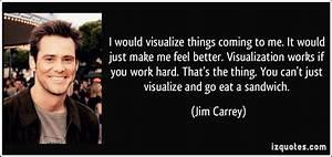 How To Do Creative Visualization - Jim Carrey | Amazing ...