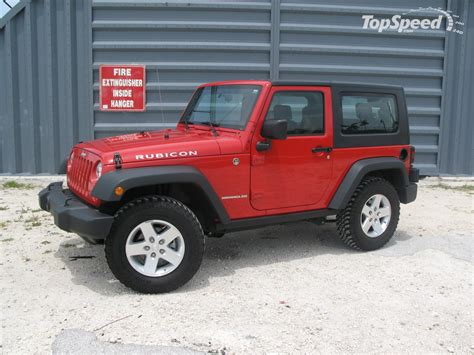 jeep wrangler rubicon picture  car review