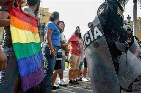 Peru's LGBT Community Frustrated By Violence, Presidential ...