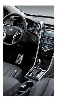 Interior Features of the 2016 Hyundai Elantra GT