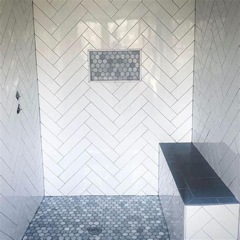 best 25 herringbone subway tile ideas on